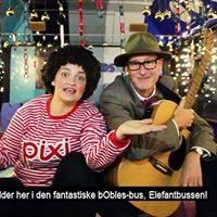 Mig og bedste - julekoncert med Pixitrolden i Aalborg