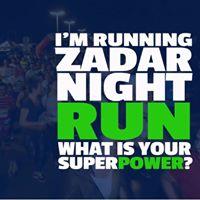 Zadar Night Run 2018