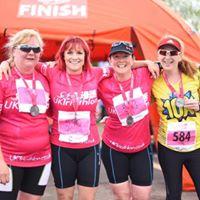 Pink Wave  Stratford Triathlon