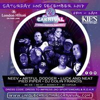 U&ampI Christmas Carnival