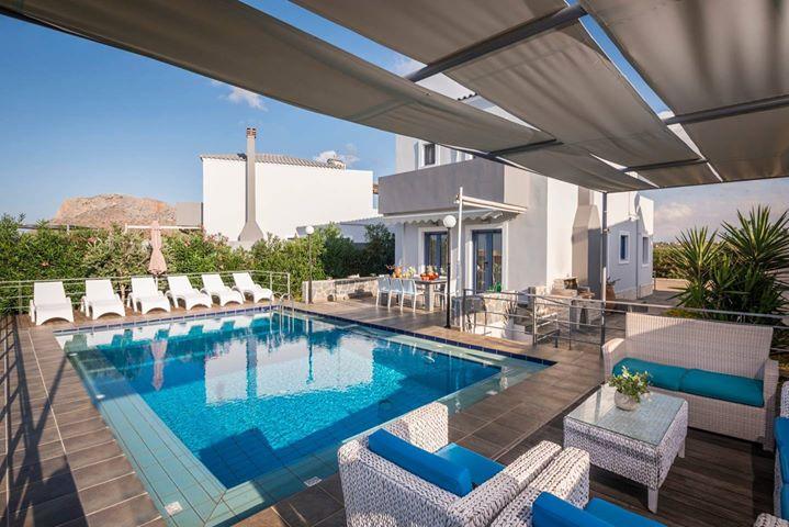 2019 Trip to Greek Islands & Villa on the Island of Crete