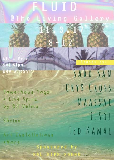 Fluid Sado SanMaassaiCry CrossF.SolTed Kamal