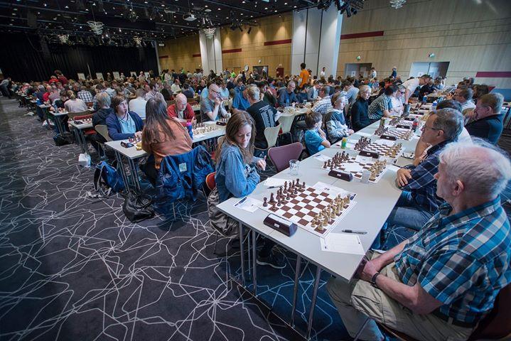 Landsturneringen 2018 - NM i Sjakk