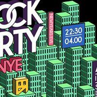 Block Party x NYE 31 December x Bitterzoet