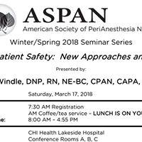 ASPAN Seminar March 17 2018