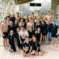 Oxford University Swimming Cuppers 2017