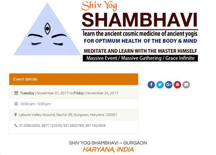 Shiv Yog Shambhavi
