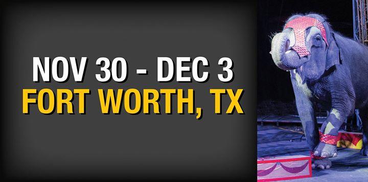 Fort Worth Shrine Circus