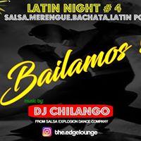 Bailamos - Latin Night 4