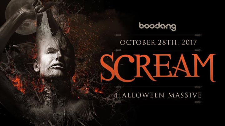 Scream 2017 - SOLD OUT  Boodangs Halloween Massive