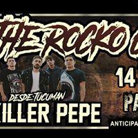 The Rocko Creepy Show killer Pepe - 14shaka - Padawan