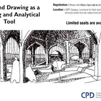 CPD Free-hand Drawing Workshop