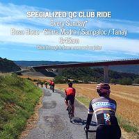 Specialized QC Club Ride