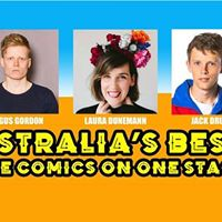 The Amazing Travelling Comedy Tour - Ballarat