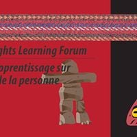 Human Rights Learning Forum