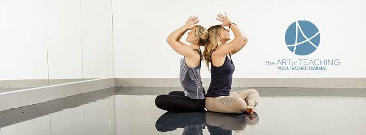 The Art of Teaching 2018 - 200hr Yoga Teacher Training