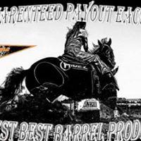 SW Best Barrel Prod. Final Race of 2017