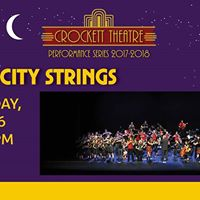 Music City Strings at The Crockett Theatre