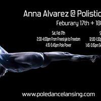 Anna Alvarez Workshops