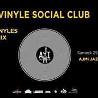 Vinyle Social Club  Ajmi