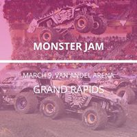 Monster Jam in Grand Rapids
