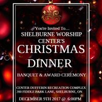 1st Annual Christmas Dinner Banquet &amp Award Ceremony