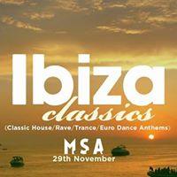 MSA  Vinyl Series - Ibiza Classics 2.0