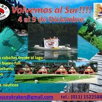 Bariloche..... Buceo y Relax