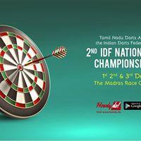 2nd IDF National Darts Championship 2017