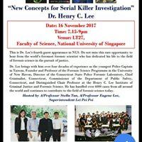 ForensicScience Nus