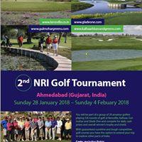 2nd NRI Tournament - 2018