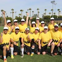 The DEOC - Reverse Coed Charity Kickball Tournament