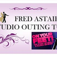 Studio outing to On Your Feet
