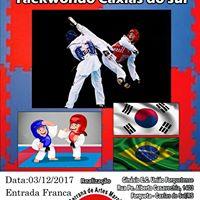 2 Festival De Artes Marciais Taekwondo De Cxs