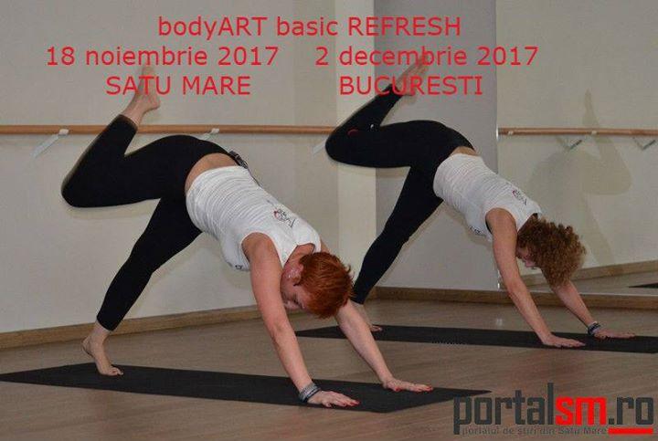 BodyART basic Refresh SATU MARE