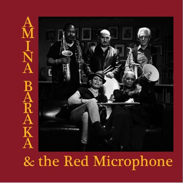 Amina Baraka & The Red Microphone w/ Journey Blue Heaven at