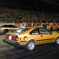 Racers meet and events