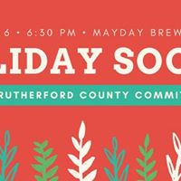 TEP Rutherford County Holiday Social