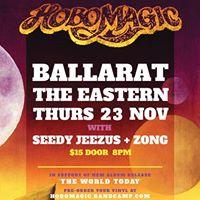 Hobo Magic Album Launch Ballarat