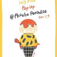 Ivy Niu Pop-Up at Phoebe Paradise