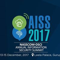 Annual Information Security Summit - AISS 2017
