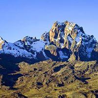 Mt. Kenya Excursion Sirimon to Chogoria March 28th. 2018