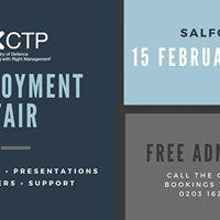 Ex Forces Employment Fair