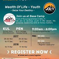 WOL-Y Base Camp - Penang