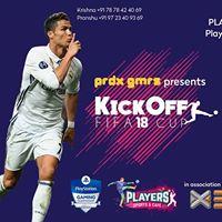 KickOff FIFA 18 Cup-Surat