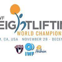 2017 IWF Weightlifting World Championships