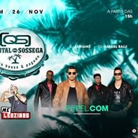 Quintal do Sossega - LISTA VIP