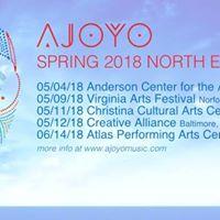AJOYO at Christina Cultural Arts Center