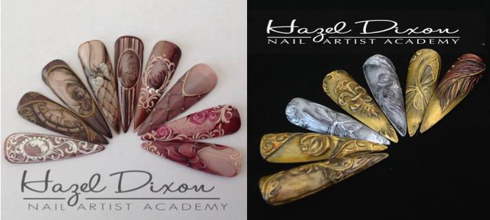 Southampton 2 Day Nail Art Course With Award Winning Hazel Dixon At