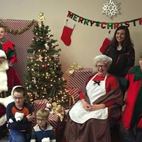 Breakfast with Santa at the Arc